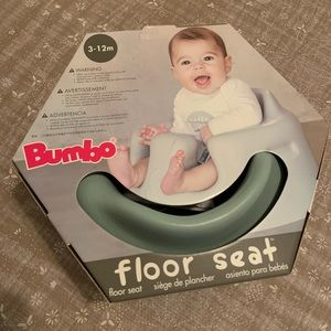 Bumbo infant seat in Duck Egg Blue
